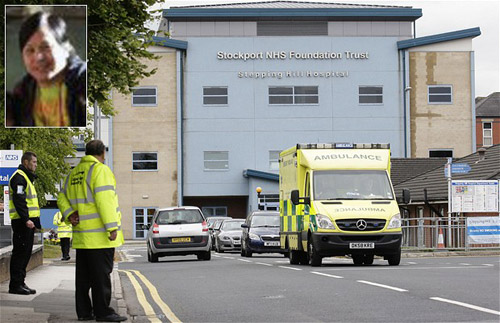 Filipino nurse from UK allegedly suspected of murdering three patients at Stepping Hill Hospital