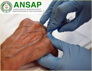 Intavenous Theraphy (IVT) Training Schedule of ANSAP 2012