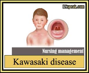Kawasaki disease Nursing Management