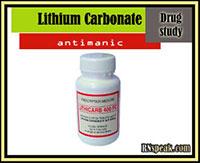 Drug Study:Lithium Carbonate(Eskalith)