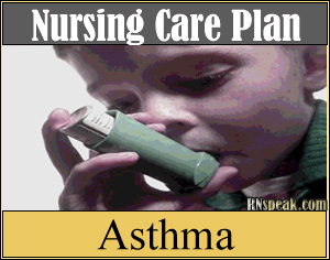 Asthma1 Asthma Nursing Care Plan(NCP) Ineffective Airway Clearance