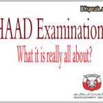 HAAD Exam:What it is really all about