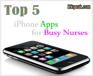 Nurses Iphone apps