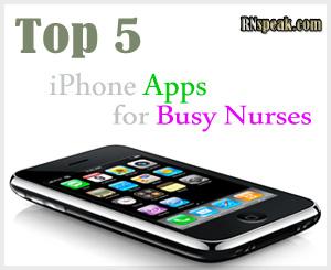 Nurses Iphone apps