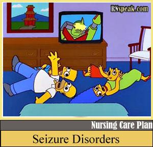 Seizure Disorders 2 NCP Seizure Disorders