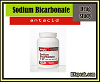 Sodium Bicarbonate(NAHCO3) Drug Study