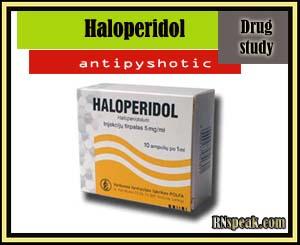 Haloperidol Drug study
