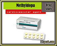 Methyldopa(Aldomet)Drug Study