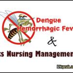 Dengue Hemorrhagic Fever and its Nursing Management