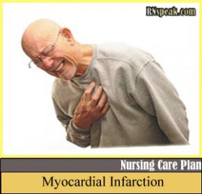 Myocardial Infarction (MI) Nursing Care Plan- Acute Pain