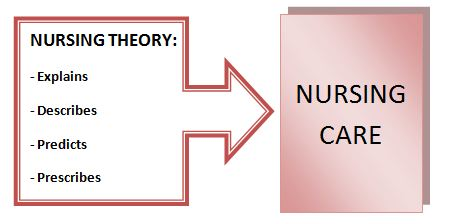 Nursing Theory Diagram