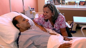 Nursing a Loved One with Cancer