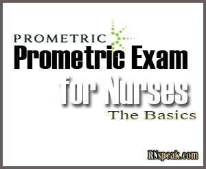 Prometric exam sample questions for nurses.