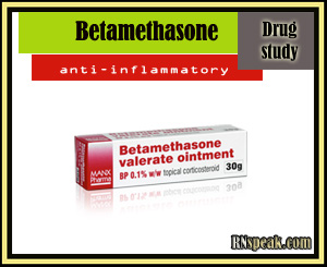 Betamethasone Drug Study