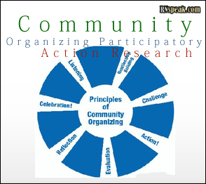 COPAR – Community Organizing Participatory Action Research