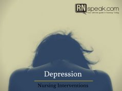 depression-nursing-interventions