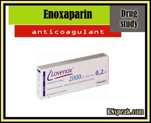 Enoxaparin Drug Study