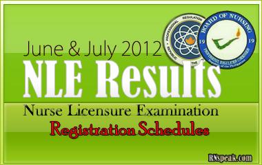 June-July-2012-NLE-Registration-Schedules Zamboanga
