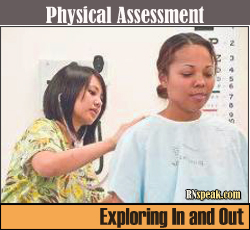 Physical Assessment – Head to Toe
