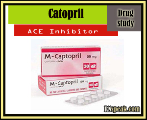 Captopril Drug Study