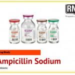 Ampicillin Sodium Drug Study