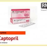Captopril Drug Study