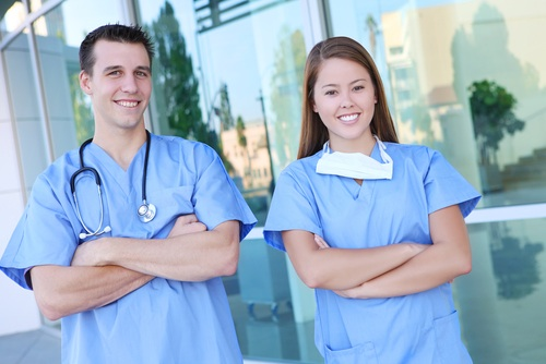 female doctors dating male nurses