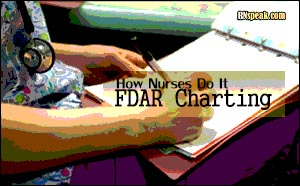 FDAR Charting for nurses