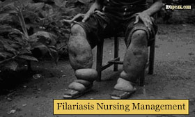 Filariasis Nursing Management