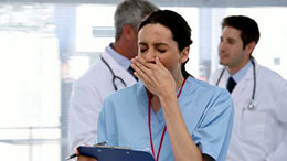 Weary Critical Care Nurses Prone to Make Unhappy Clinical Judgement