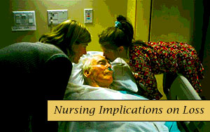 A revisit to Elisabeth Kübler Ross -Nursing Implications on Loss