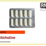 Citicoline Drug Study