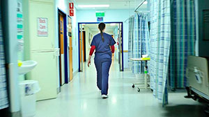 A Nurse's 24 Hours: Here's to Life between Home and the Hospital