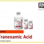 Drug Study Tranexamic Acid