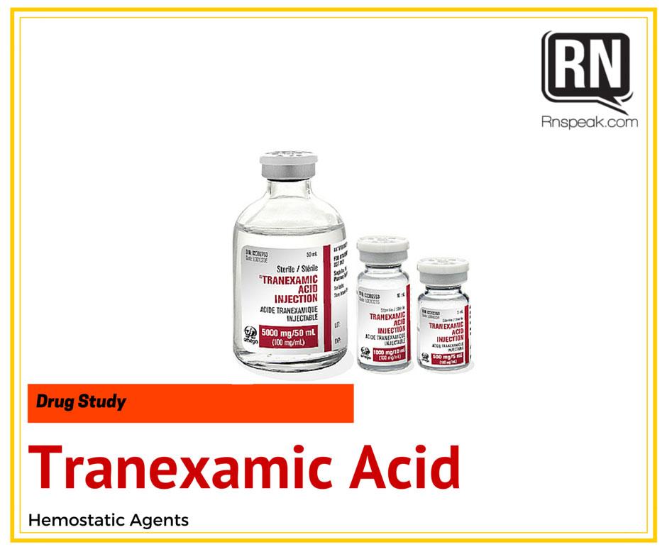 tranexamic-acid-drug-study
