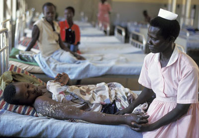 Challenges faced by Nurses caring for HIV/AIDS patients in Sub-Saharan Africa
