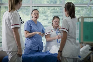 nurse-clinical-educator instructor