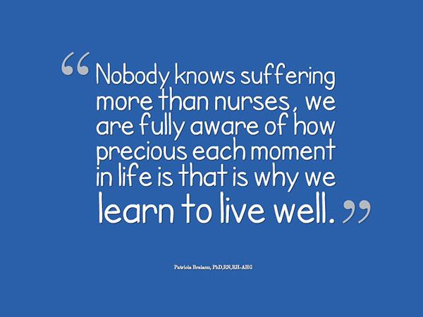 nurses-live-well