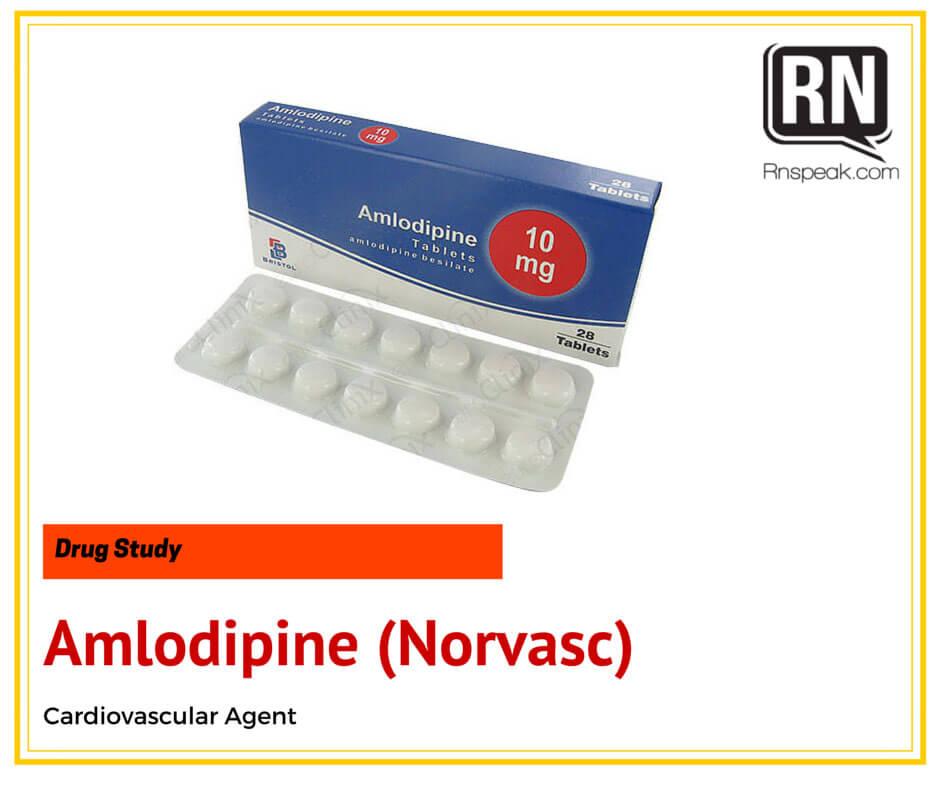 Amlodipine-Drug-Study