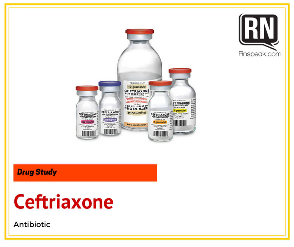 Ceftriaxone Intravenous : Uses, Side Effects, Interactions ...