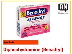 Diphenhydramine-(Benadryl)-Drug-Study