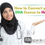 How to Convert your DHA license to HAAD