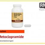 Metoclopramide Drug Study