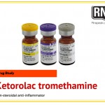 Ketorolac (Toradol) Drug Study