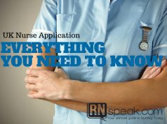 united kingdom nurse application