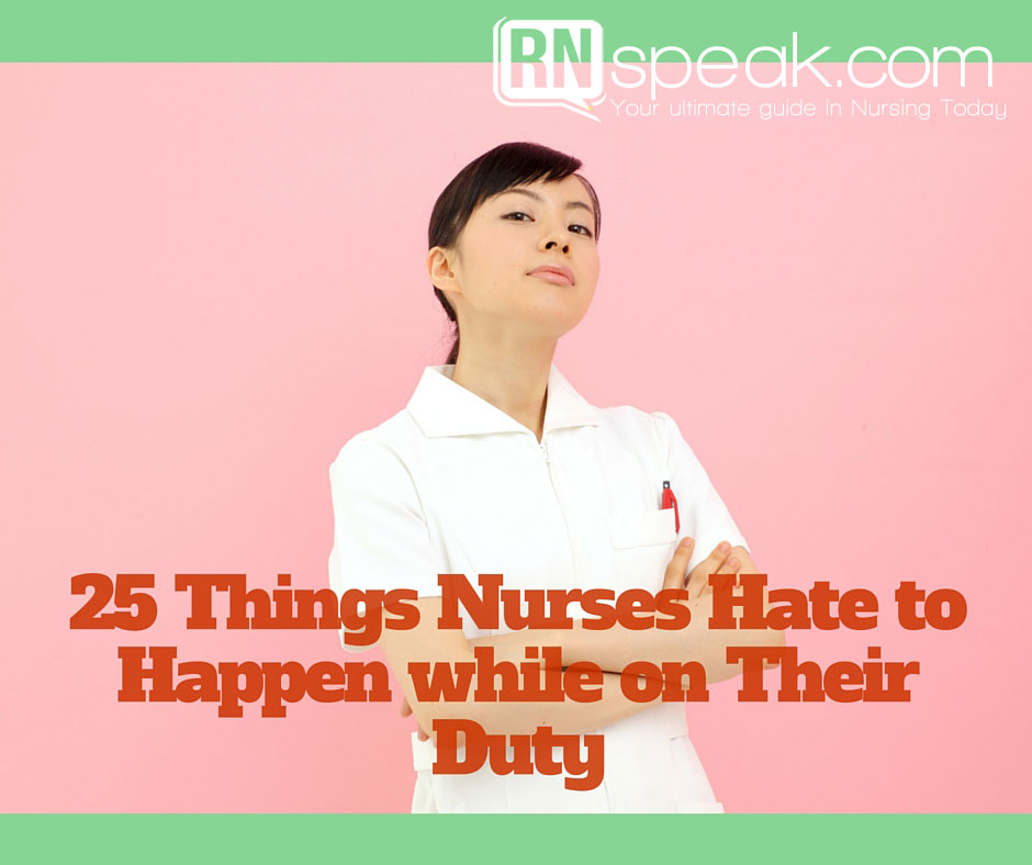 25Things-nurse-hate-to-happen