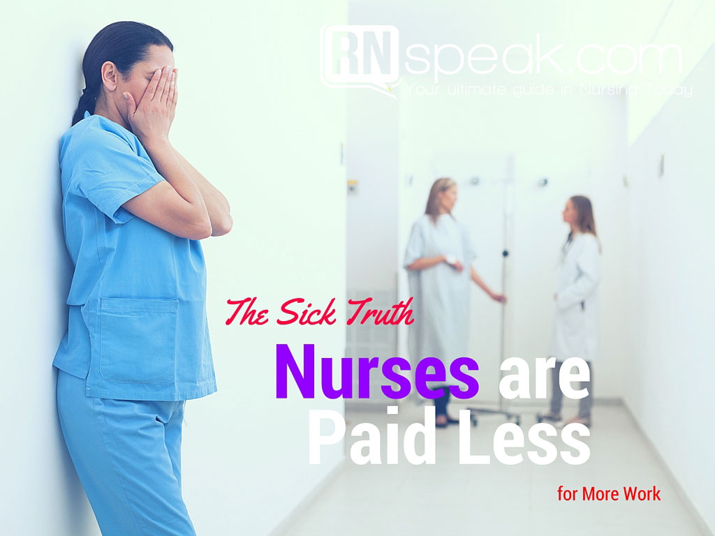 nurse-paid-less