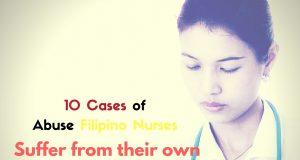 filipino nurse abuse