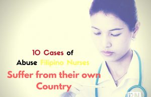 filipino nurse abuse