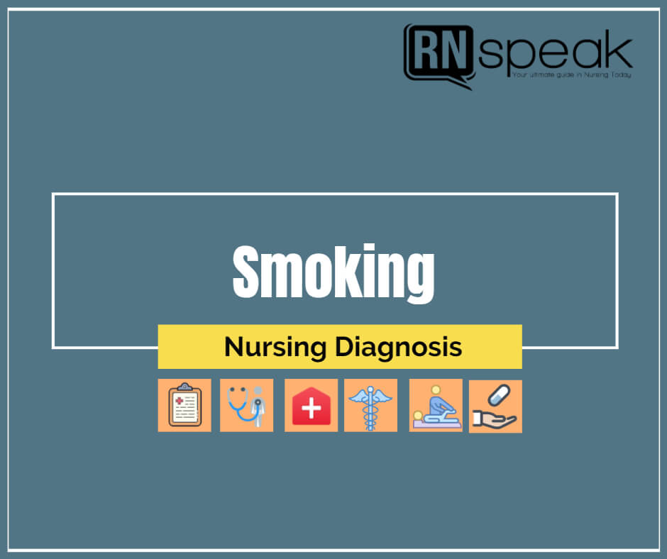 smoking nursing diagnosis